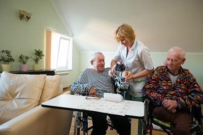 Пансионат для инвалидов воронеж