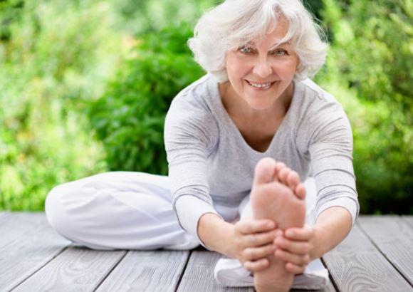 массаж пожилых людей