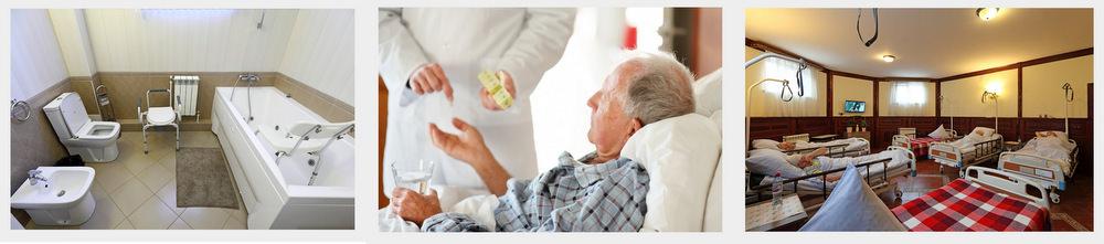 условия для лежачих больных в жаворонках