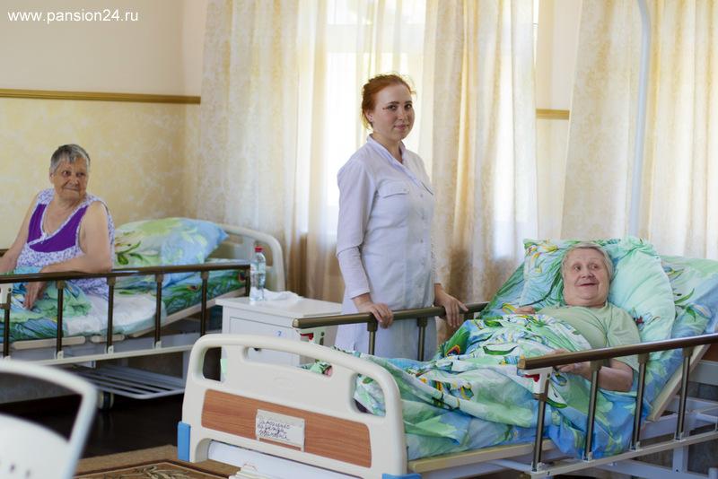 Подмосковье пансионат для престарелых людей открытие частные дома престарелых